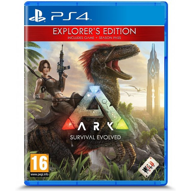 ARK: Survival Evolved [Explorer's Edition]