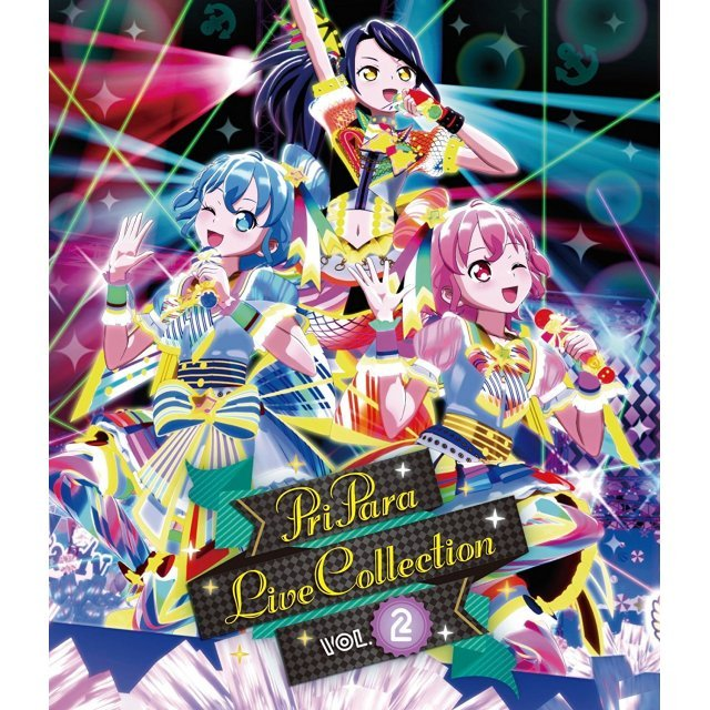 Puripara Live Collection Vol.2