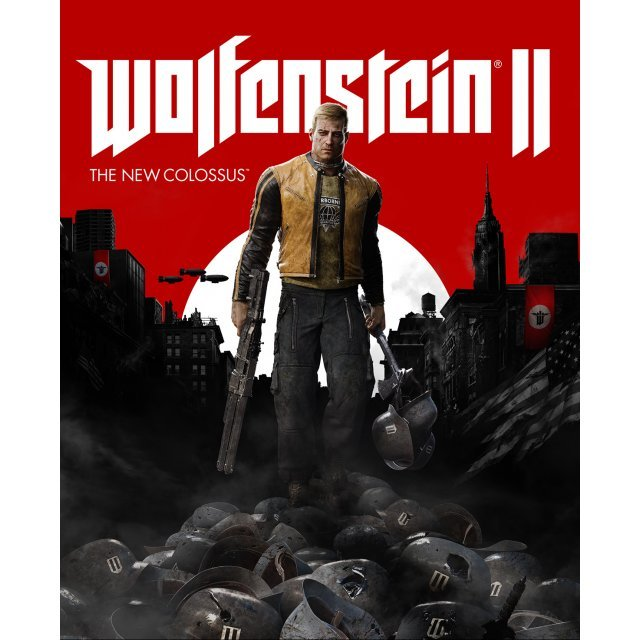 Wolfenstein II: The New Colossus (Steam)