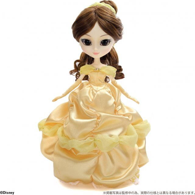 Doll Collection Beauty and The Beast 1/6 Scale Fashion Doll: Belle