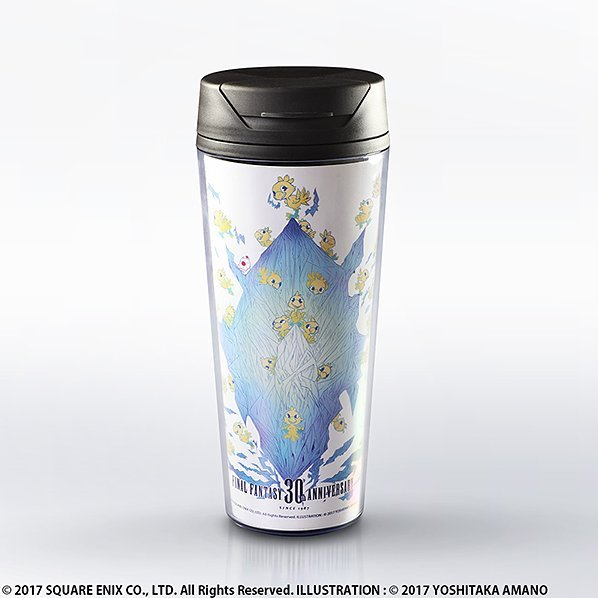 Final Fantasy 30th Anniversary Tumbler