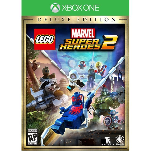 LEGO Marvel Super Heroes 2 [Deluxe Edition] (English & Chinese Subs)