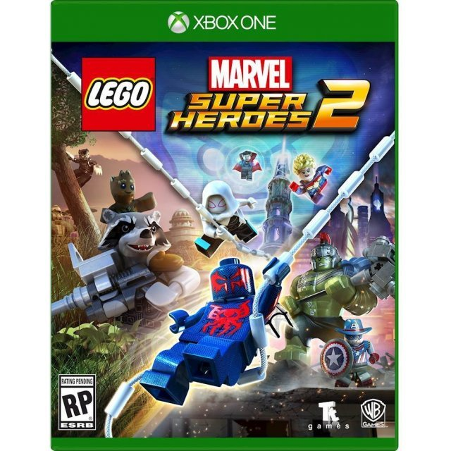 LEGO Marvel Super Heroes 2 (English & Chinese Subs)