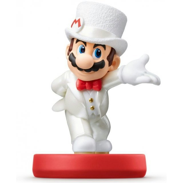 amiibo Wedding Type Figure (Mario)