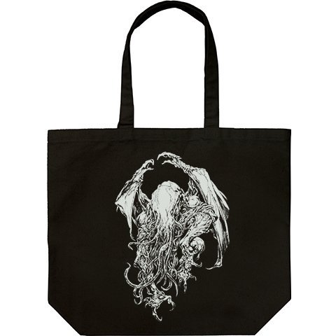 Cthulhu Jun Suemi Ver. Large Tote Bag
