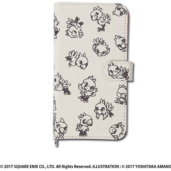 Final Fantasy 30th Anniversary Smartphone Case - Canvas