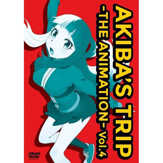 Akiba's Trip - The Animation - Vol.4
