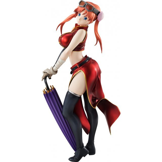 G.E.M. Series Gintama 1/8 Scale Pre-Painted Figure: Kagura 2 Years Later Ver.