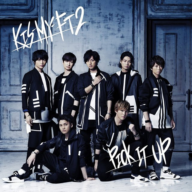 Pick It Up [CD+DVD Limited Edition Type A]