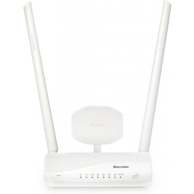 Sapido GR267c Giga Dual-Band Wireless Router (White)