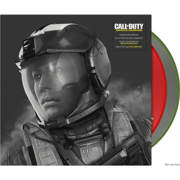 Call Of Duty: Infinite Warfare Original Soundtrack [Limited Edition]