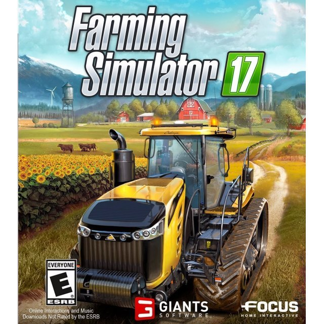 Farming Simulator 2017 (Steam)