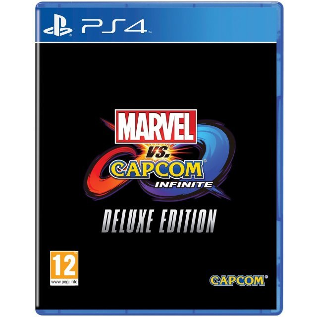Marvel vs. Capcom: Infinite [Deluxe Edition]