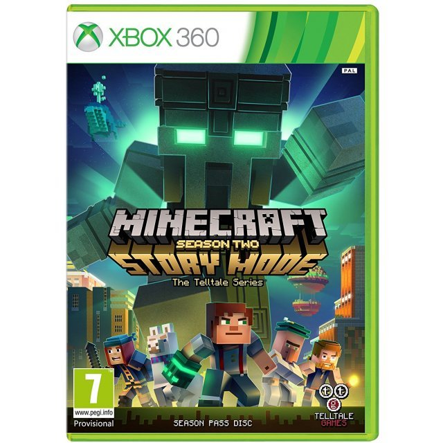 Minecraft: Story Mode - Season Two - The Telltale Series