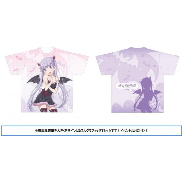 New Game! Full Graphic T-shirt