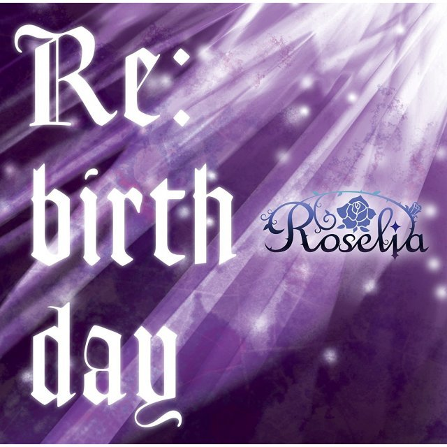 Re Birthday [CD+Blu-ray Limited Edition]