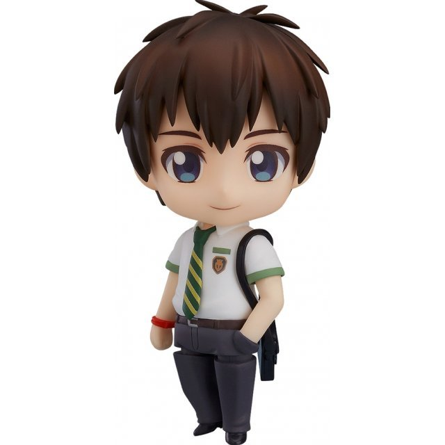 Nendoroid No. 801 Your Name.: Taki Tachibana [Good Smile Company Online Shop Limited Ver.]