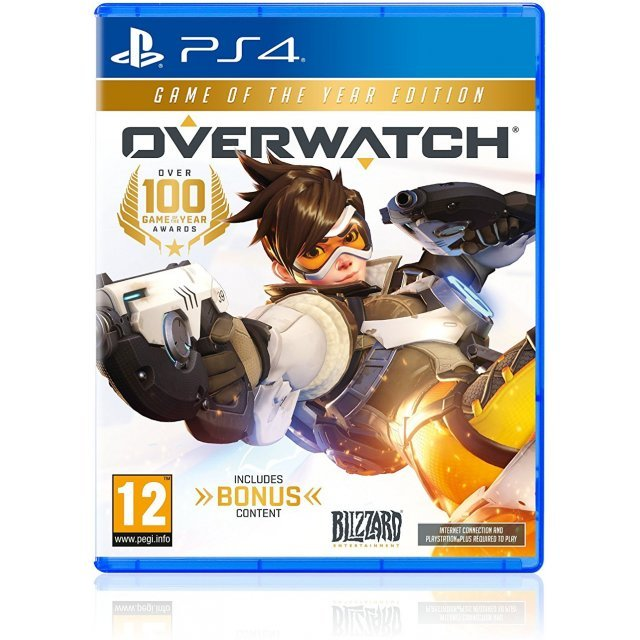 Overwatch [Game of the Year Edition]