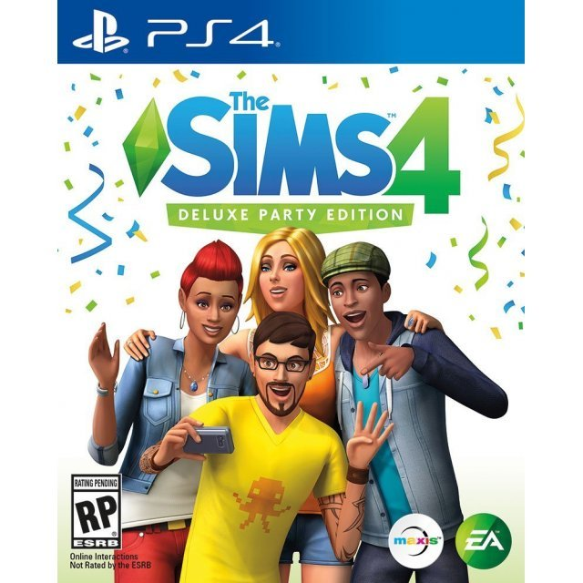 The Sims 4 [Deluxe Edition]