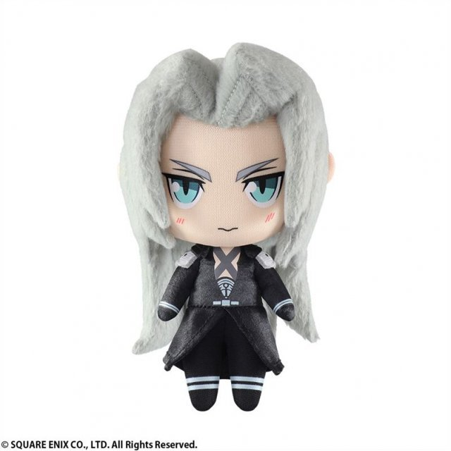 Final Fantasy VII Mini Plush: Sephiroth