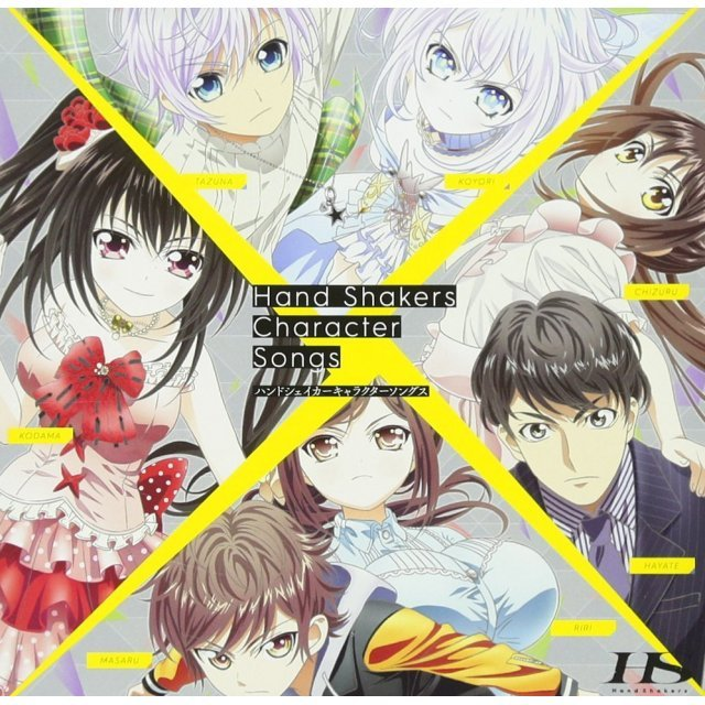 Hand Shakers Character Songs