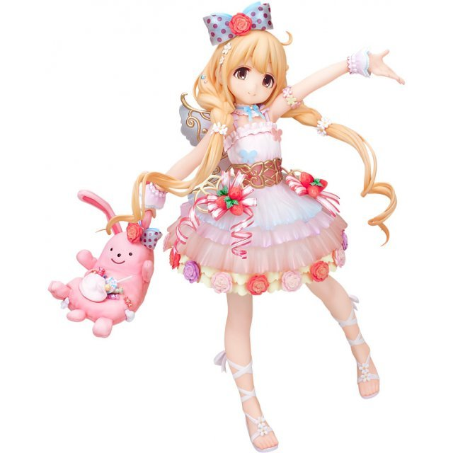 The Idolm@ster Cinderella Girls 1/7 Scale Pre-Painted Figure: Anzu Futaba Sloth Fairy Ver.