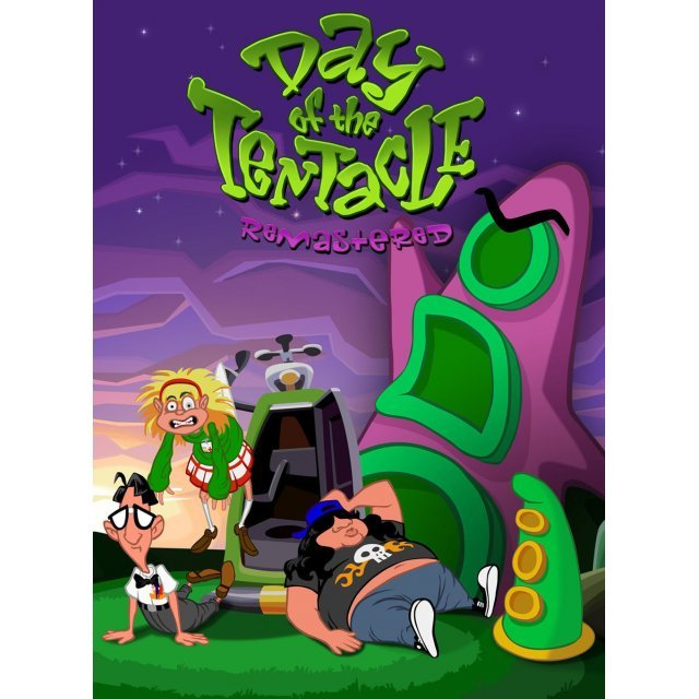 Day of the Tentacle Remastered (Steam)
