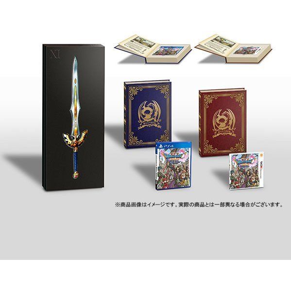 Dragon Quest XI Double Pack [Hero's Sword Box]