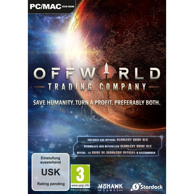 Offworld Trading Company (Steam)