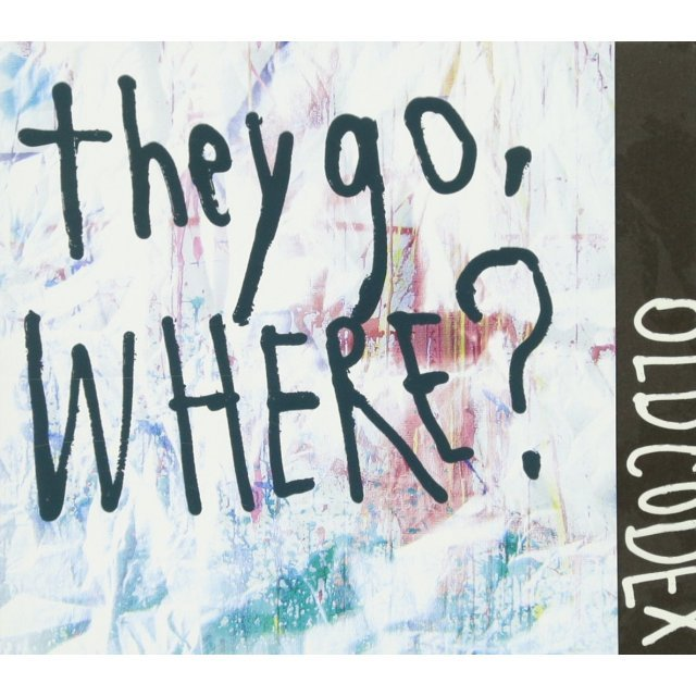 They Go, Where? [CD+DVD Limited Edition]