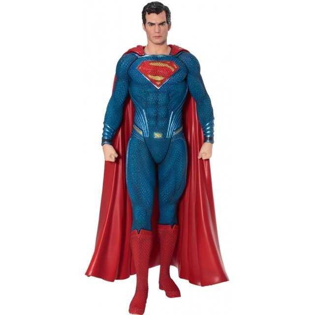 ARTFX+ Justice League 1/10 Scale Pre-Painted Figure: Superman