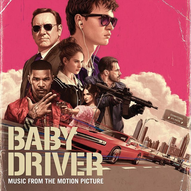 Baby Driver Music From The Motion Picture
