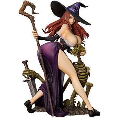 Dragon's Crown 1/7 Scale Pre-Painted Figure: Sorceress
