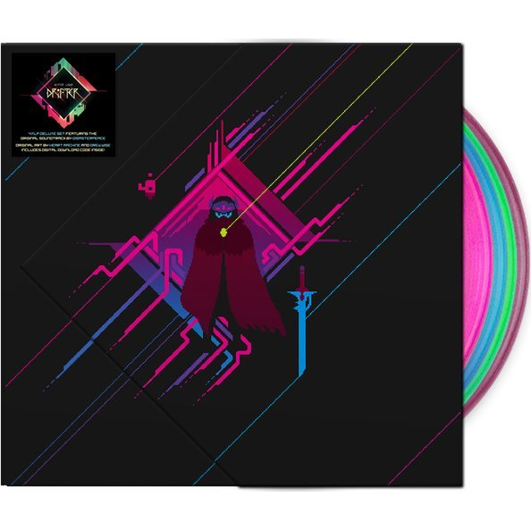 Hyper Light Drifter Original Soundtrack