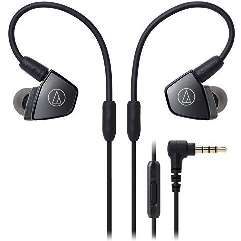 Audio-Technica ATH-LS300iS (Black)