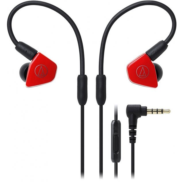 Audio-Technica ATH-LS50IS (Red)