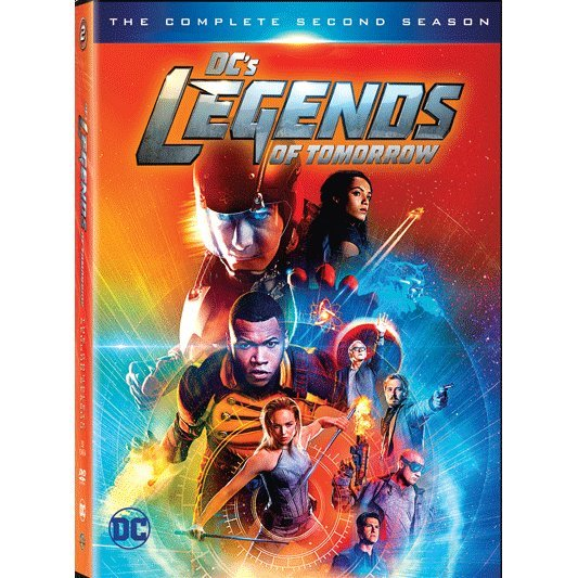 DC'S Legends Of Tomorrow Season 2 (4DVD)