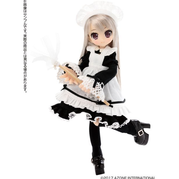 Lil' Fairy Small Maid 1/12 Scale Fashion Doll: Vel