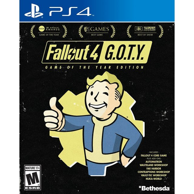 Fallout 4 [Game of the Year Edition]