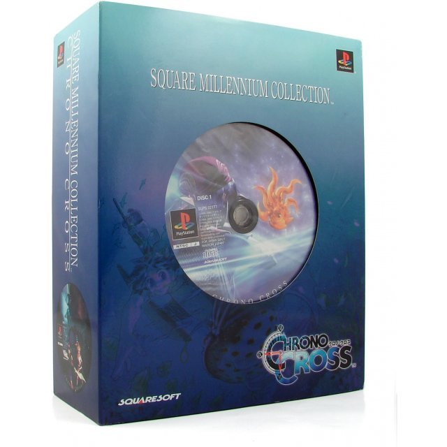 Chrono Cross [Square Millennium Collection Special Pack]
