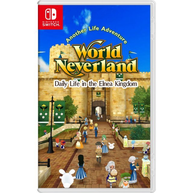 World Neverland: Daily Life In The Elnea Kingdom (Multi