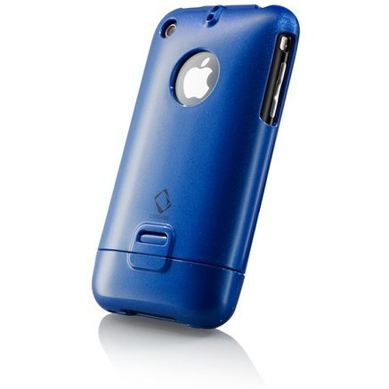 Capdase ConXept Case: Shiner (Blue)
