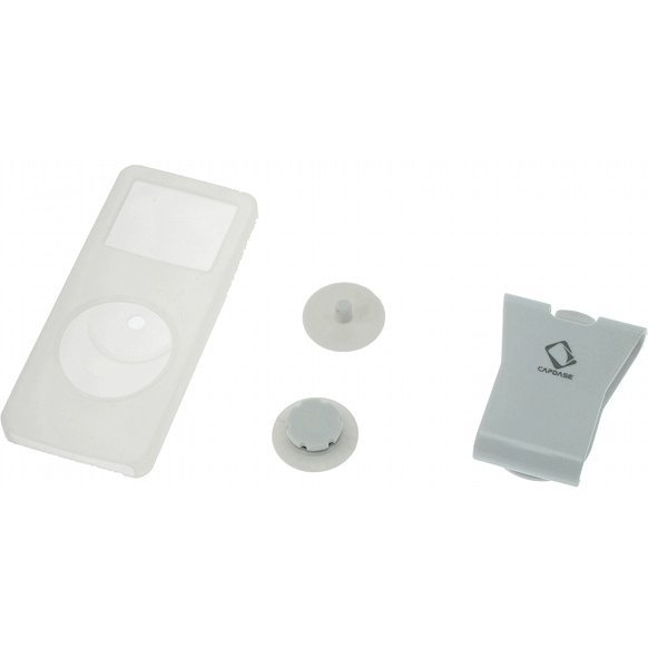 Capdase Soft Jacket Trio Pack (Tinted White / White / White) iPod Nano