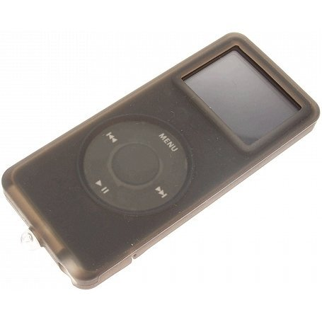 Capdase Soft Jacket Trio Pack (Tinted Black / Black / Black) iPod Nano