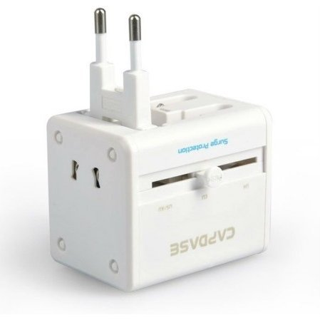 Capdase BlockOne Power Travel Adapter