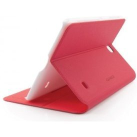 Capdase Folder Case Sider Baco for Galaxy Tab 4 8.0 (Red / White)