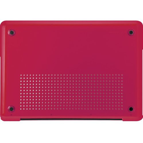 Incase Hardshell Case for MacBook Pro 13 (Raspberry)