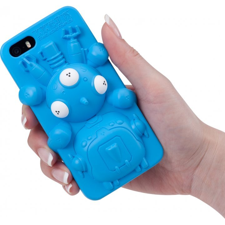 Union Creative Ghost in the Shell Stand Alone Complex Tachikoma iPhone Cover: Tachi Blue