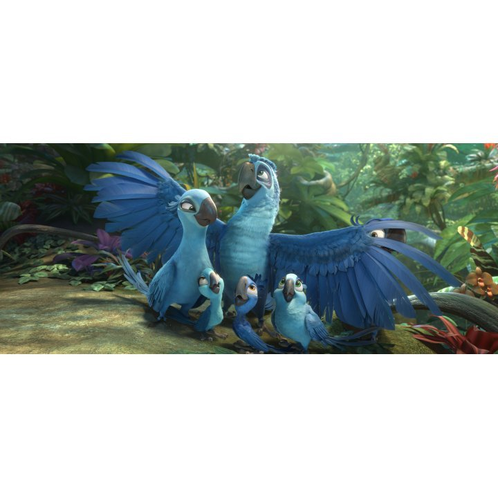 Rio 2 Sing-Along [Blu-ray+DVD+Digital Copy+UltraViolet]