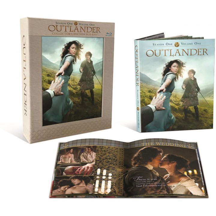 Outlander: Season 1 - Volume 1 (Collector's Edition)